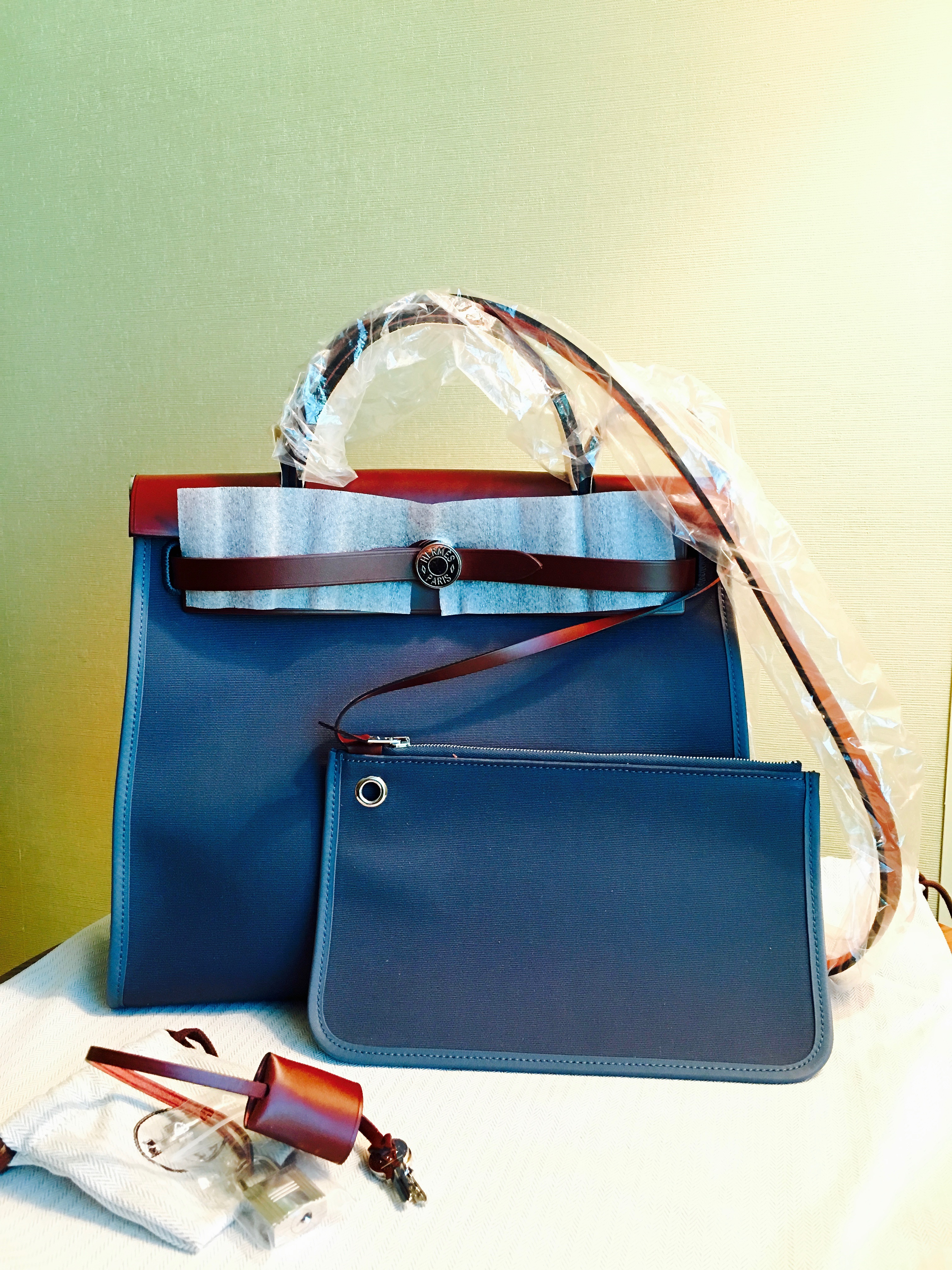 WING CHOI | Herm��s Kelly Sister Bag - Herm��s Herbag